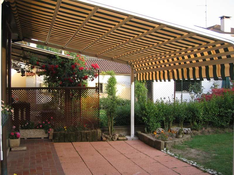 Centinato tecnotenda - Tende da sole per giardino ...
